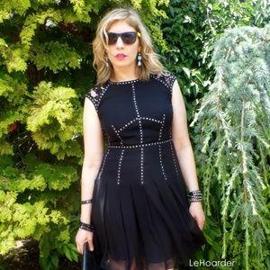Rebecca Taylor Studded Dress